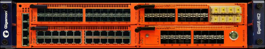 Center Network Ports TAP links to GigaVUE GigaSMART module Remote Data Center OC3 OC3 Core 0 Core 1