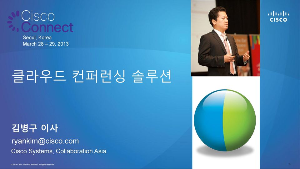 com Cisco Systems, Collaboration Asia
