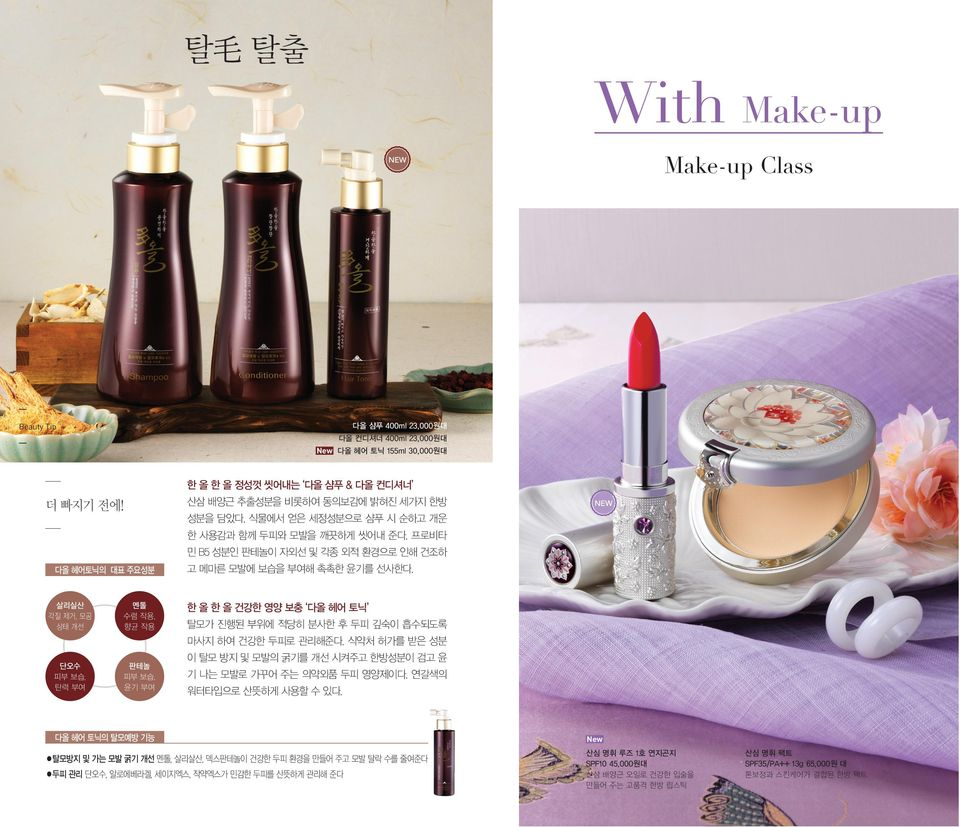 JUTANHAK April 2015 Contents Skin Care Beauty Guide