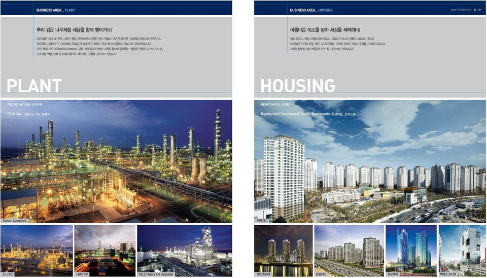 Petrochemical HOUSING Apartments Oil &