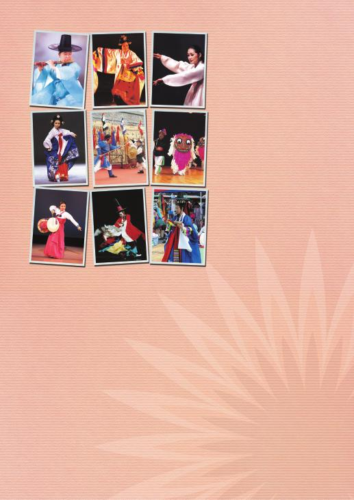 Korean Folk Performances for Visitors Saturday Performances (The