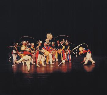 NEW TALENT OF TRADITIONAL PERFORMANCE 2005 -