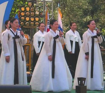 ARIRANG FOLK SONGS FESTIVAL
