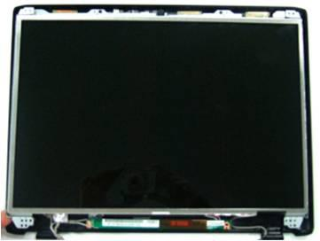 LCD Panel to Hinge deuleoolrinda removed from the bottom.
