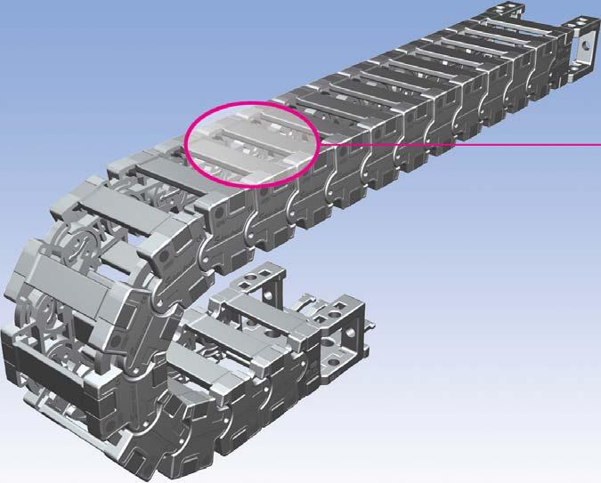 LOW DUST LOW NOIS L HIN! Min Max nsb 020R lean Room Type nsb020r, nsb022r nsb028r, nsb035r rames are assembled at every link.
