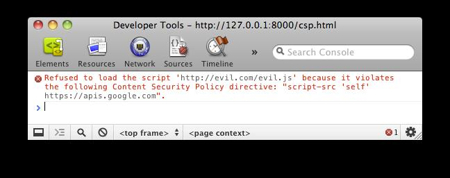 CSP(Content-Security-Policy) Details Why