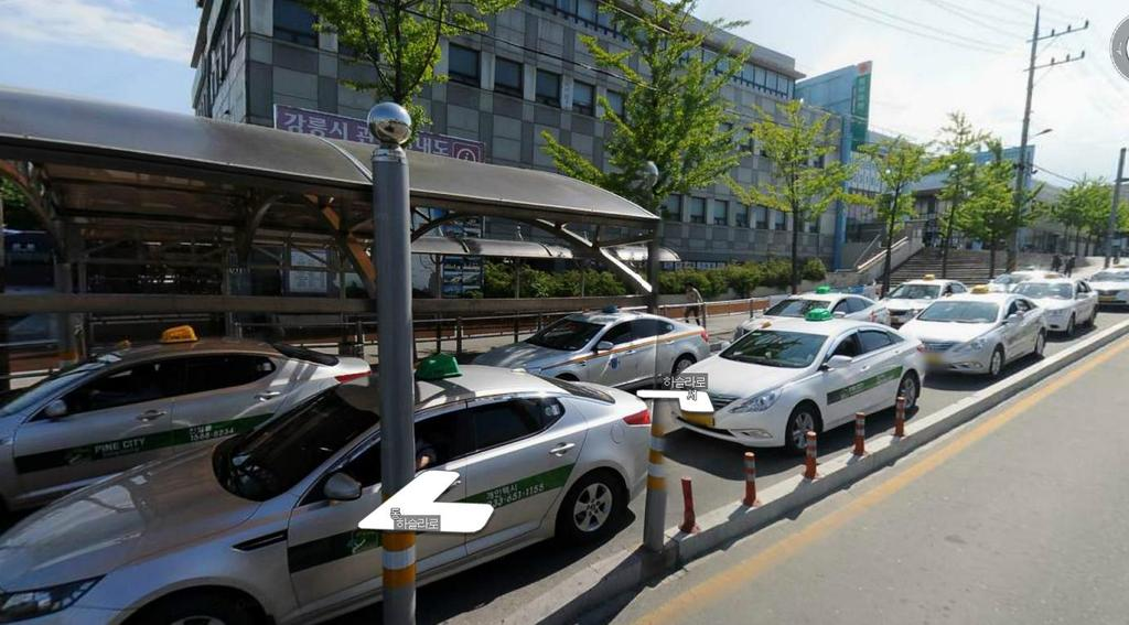 -Gangneung Call Taxi Numbers: +82-33-643-8686 +82-33-646-8200 -Visa/Master card is