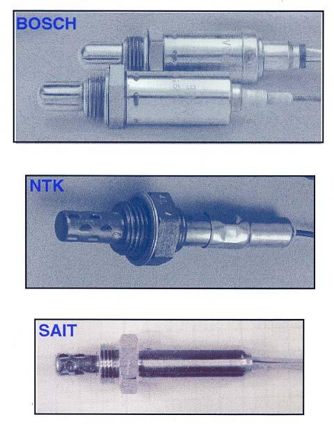 Lambda Sensor: structure Nippon Denso Delphi Why only 4 makers? 1. Large scale of investment.