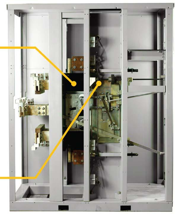Transfer Switches: Bypass Types Bypass Transfer Switch