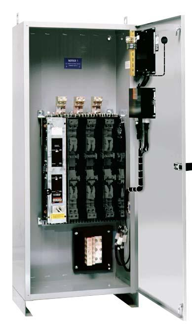 Zenith ZTSCT Closed Transition Transfer Switches ㅁ정격사항 용량 : 40 4000 [A] 극수 : 2, 3 or 4 Poles 외함형식 : Open type, NEMA 1, 3R, 4, 4X and 12 전압 : 0 600 VAC( 각전압별 ) 주파수 : 50 or 60 Hz UL 1008 listed at 480
