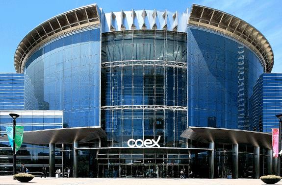 Coex Mall was re-opened on November 27, 2014 after the completion of a large-scale renovation.