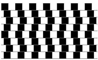 Are the lines crooked or