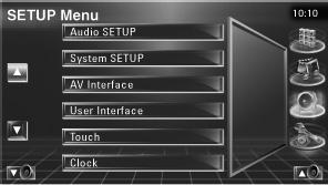 NAVI MODE/TOP MENU FNC/MENU/PBC AUDIO RETURN ROUTEM AV OUT VIEW