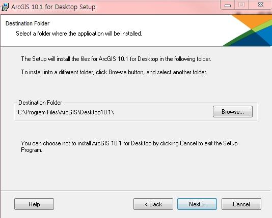 ArcGIS Desktop Single Use 10.