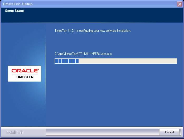 3.22 Oracle TimesTen In-Memory